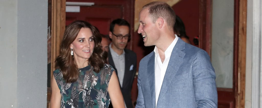 Kate Middleton's Dress Is Good, but Our Eyes Are Glued to Her Accessories