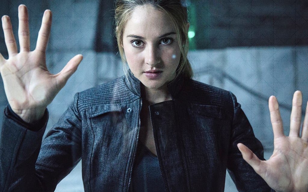 Tris From Divergent