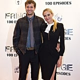 Joshua Jackson and Diane Kruger attended the Fringe100 episodes and final season party in Vancouver.