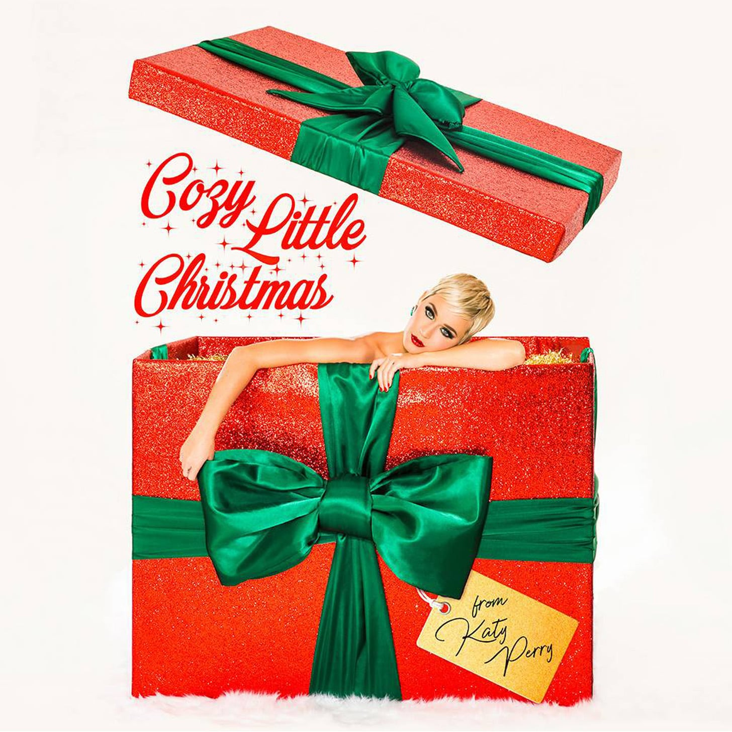 Katy Perry's New Song Cozy Little Christmas