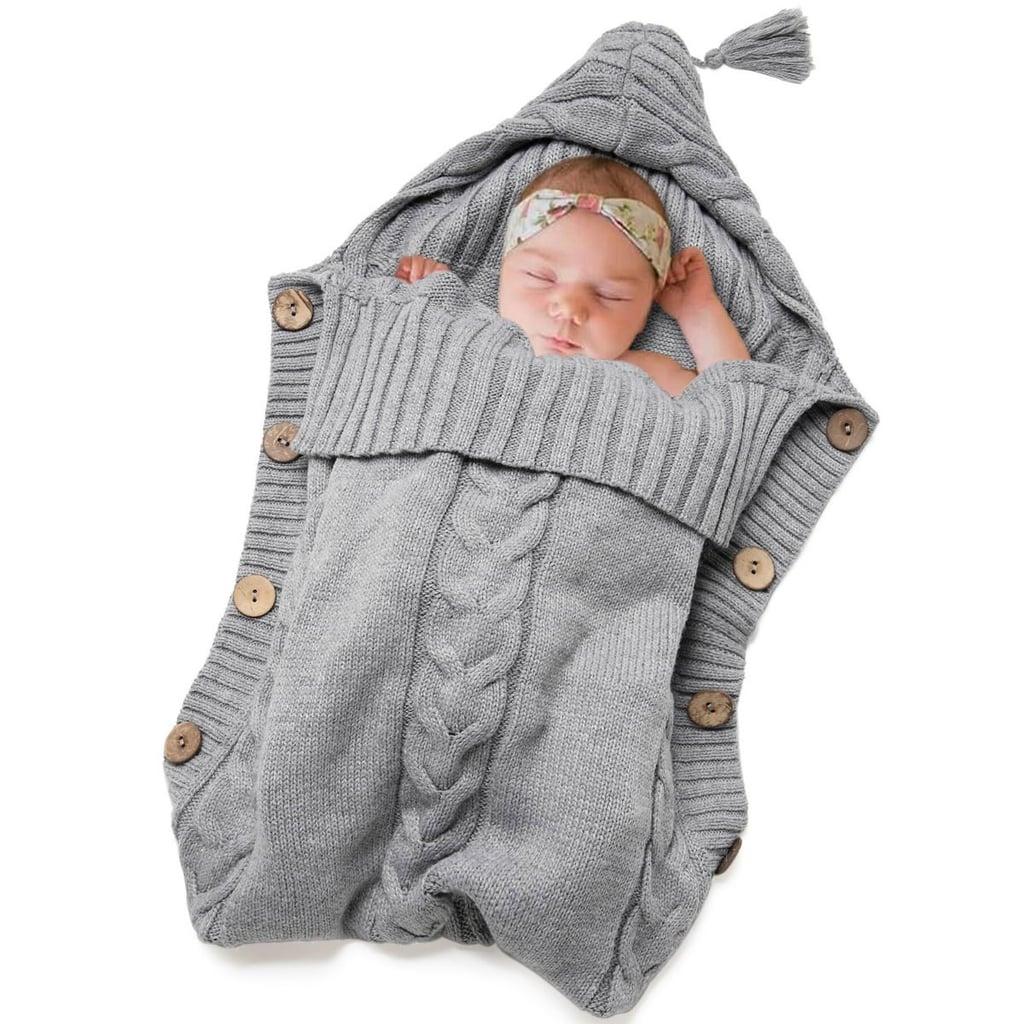 Newborn Baby Swaddle Blanket