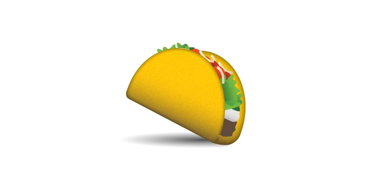 Taco | Emojis We Wish Existed | POPSUGAR Australia Tech ...