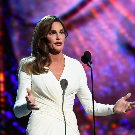 "Caitlyn Jenner Gets Emotional During Moving ESPYs Speech: ""It's About All of Us Accepting One Another"""