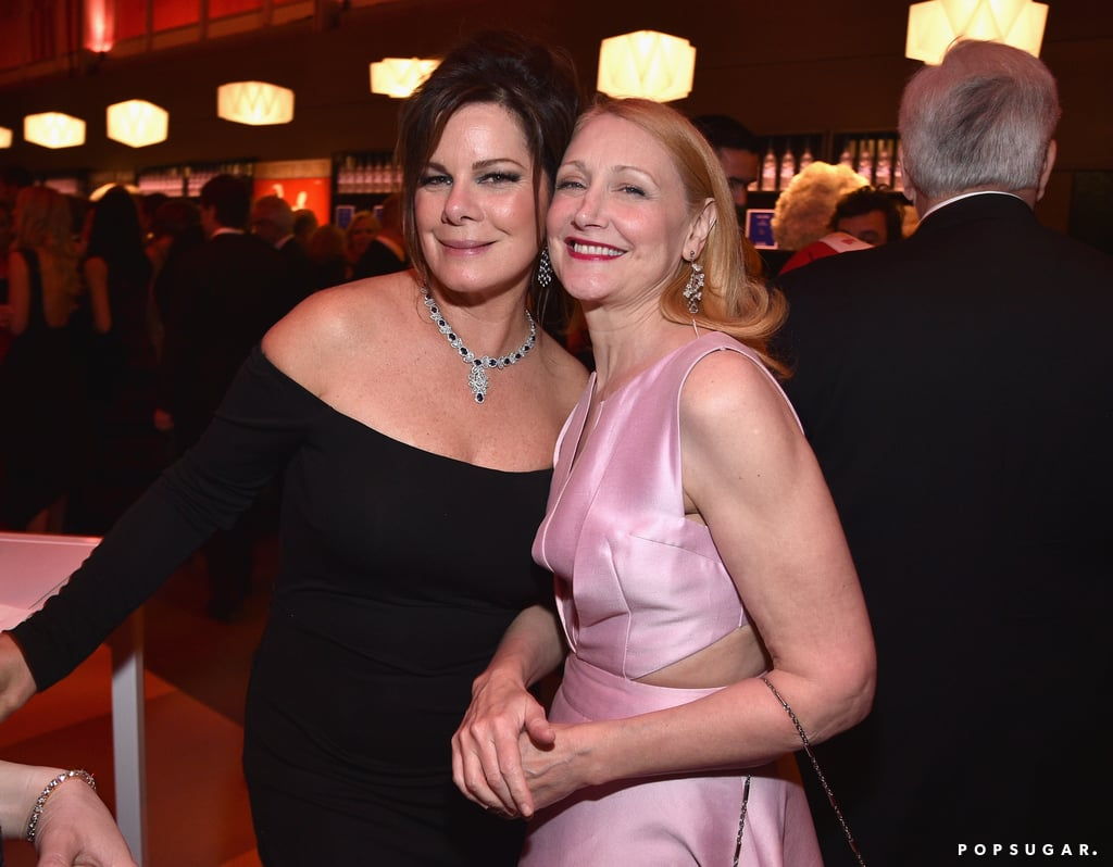 Pictured: Patricia Clarkson and Marcia Gay Harden