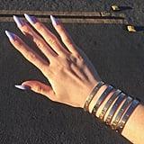Kylie Jenner's Nails