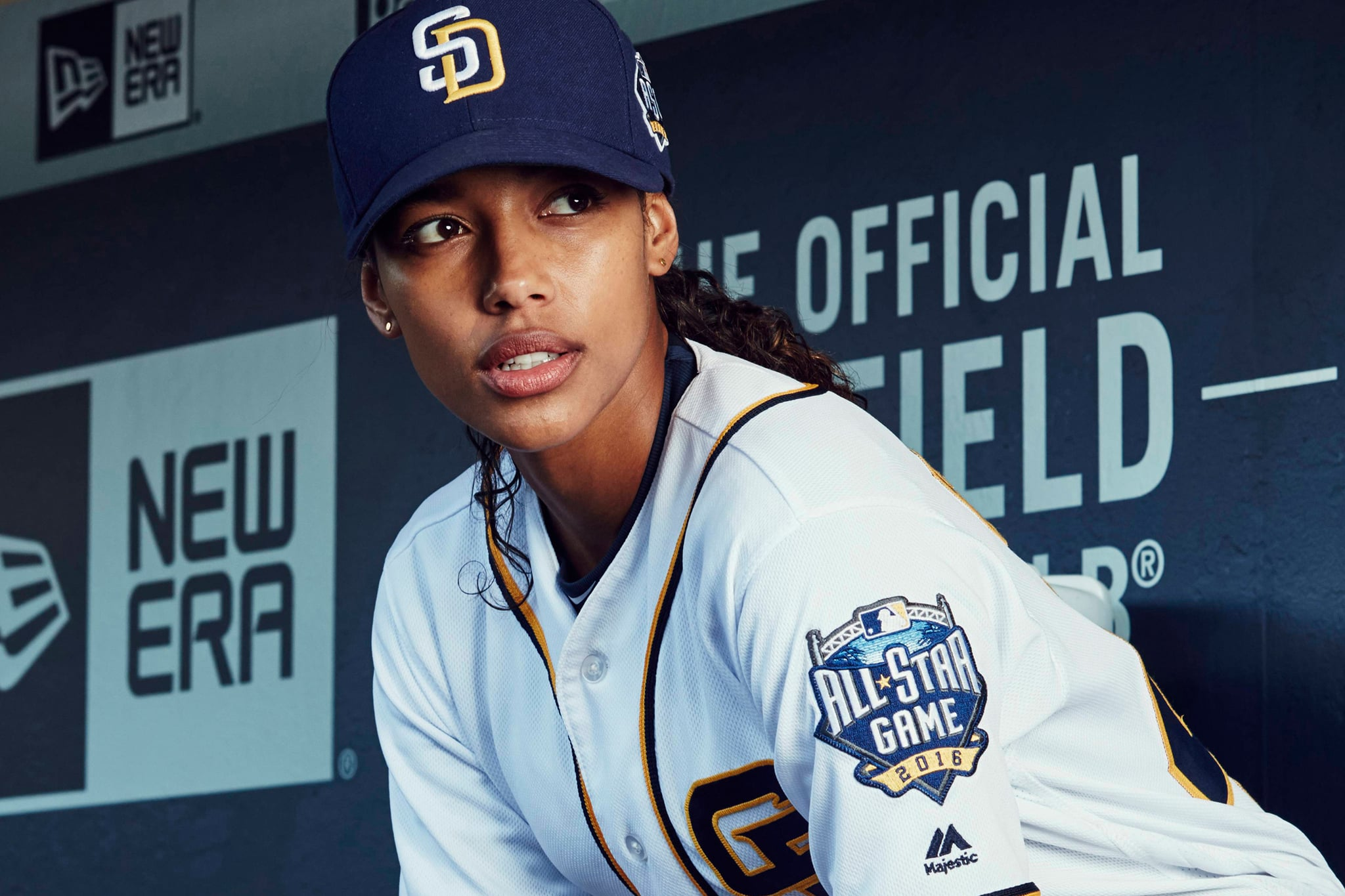PITCH, Kylie Bunbury in 'Pilot' (Season 1, Episode 1, aired September 22, 2016). ph: Tommy Garcia/Fox/courtesy Everett Collection