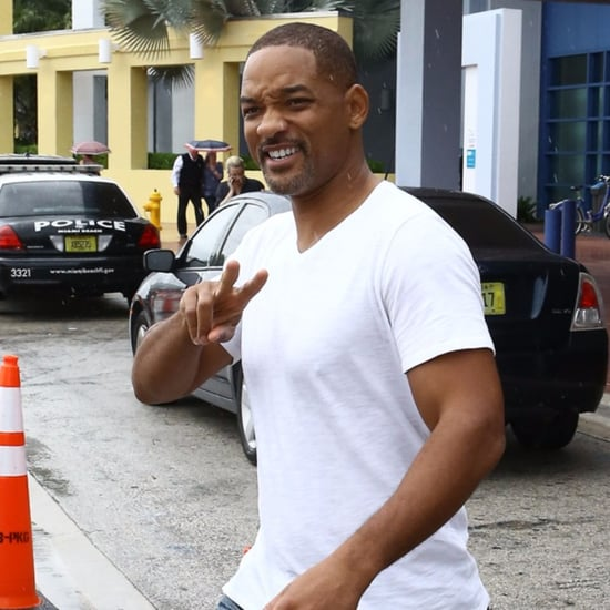 Will Smith in Miami December 2015 | Pictures
