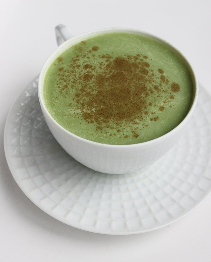 Matcha and Green Tea Lattes