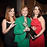 Pictured: Tina Fey, Amy Poehler, Carol Burnett