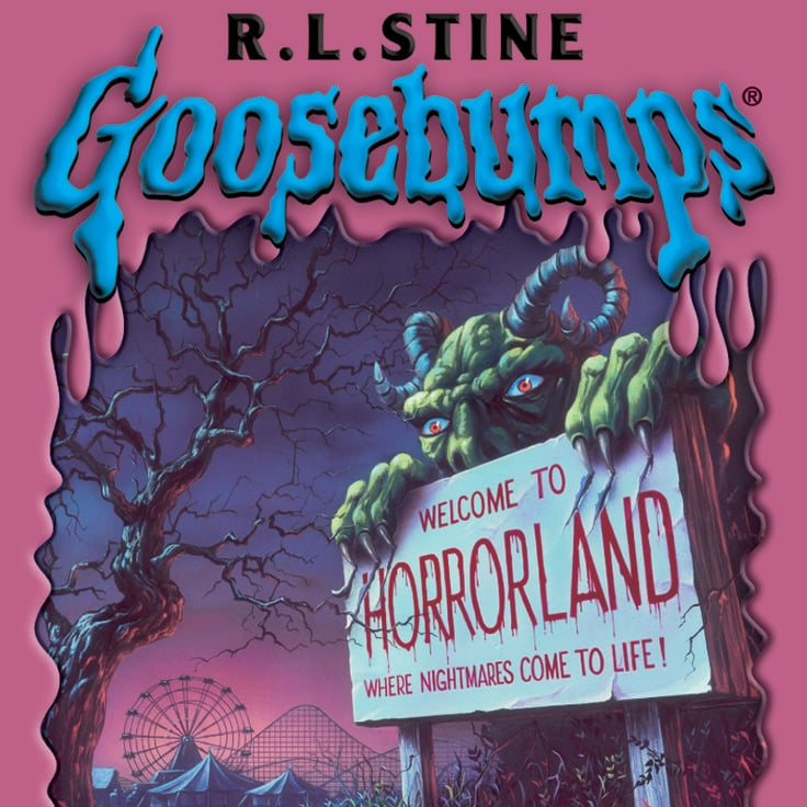 Scary Kids Books From The 80s And 90s Popsugar Love Sex