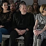 Mandy Moore and Harvey Weinstein