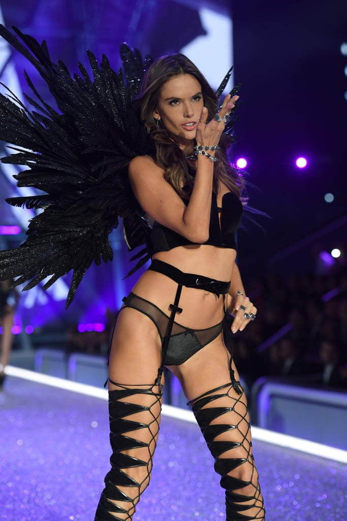 Pictured: Alessandra Ambrosio