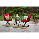 Mainstays Belden Park 3-Piece Outdoor Bistro Set