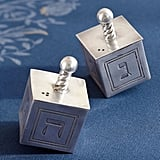 Dreidel Salt and Pepper Shakers