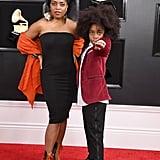 Rhonda Ross and Raif-Henok Emmanuel Kendrick