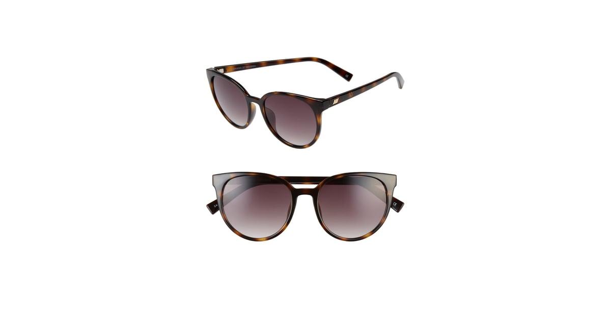 2c036389772fc Le Specs Armada 54mm Cat Eye Sunglasses