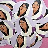 Malala Yousafzai Stickers