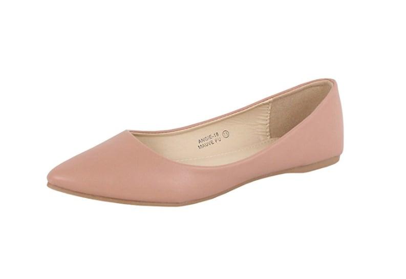 Bella Marie Classic Ballet Flats