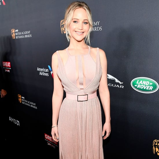 Jennifer Lawrence at the Britannia Awards 2016 | Pictures