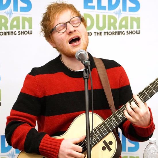 "Ed Sheeran's ""Shape of You"" Acoustic Version"