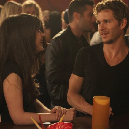 New Girl Valentine's Day Episode Pictures With Zooey Deschanel and Ryan Kwanten