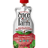 Sugary Juices: Drink Once Upon a Farm Storybook Super Smoothies Instead