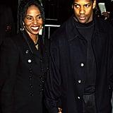 Denzel Washington on Wife Pauletta