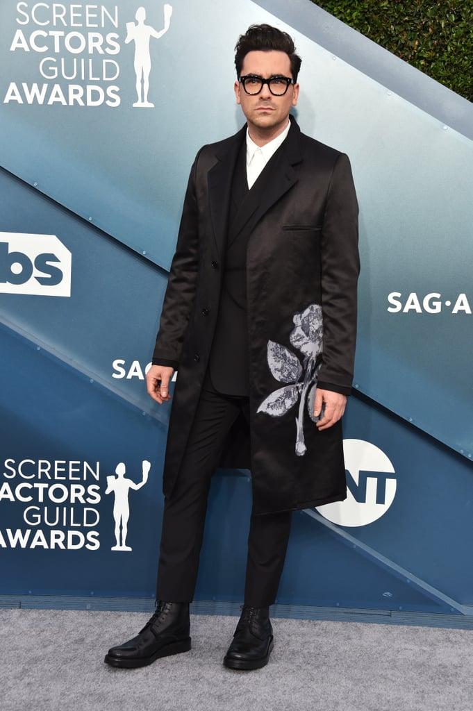 Daniel Levy at the 2020 SAG Awards