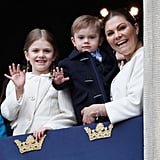 Princess Victoria of Sweden: Cancer