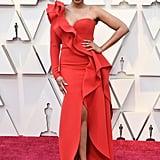 Jennifer Hudson at the 2019 Oscars