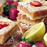Lemon Bars Gone Strawberry