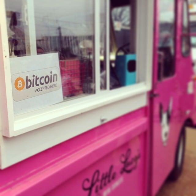 Food Trucks Accepting Bitcoin