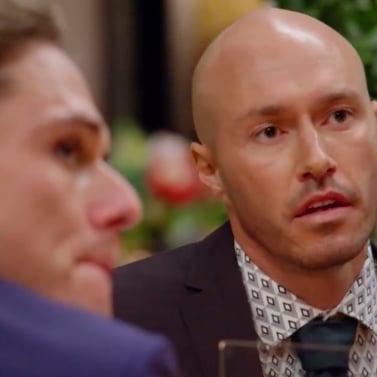 Ryan Anderson and Ciarran Stott Fight The Bachelorette 2019