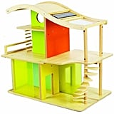 Hape Bamboo Sunshine Dollhouse ($150)