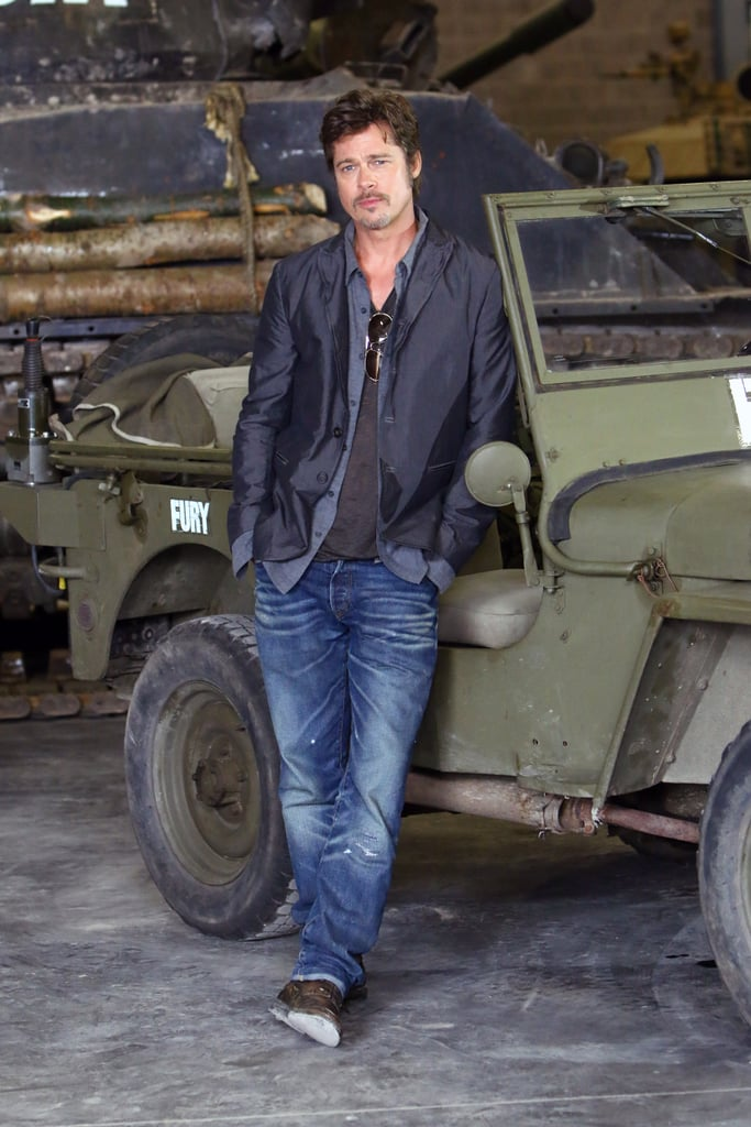 Brad Pitt's Wedding Ring | Pictures