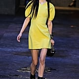 Review and Pictures of Versus Autumn Winter 2012 Milan Fashion Week Runway Show