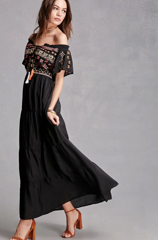 This easy maxi dress ($48) will serve your mother well when the Summer heat wave hits.
