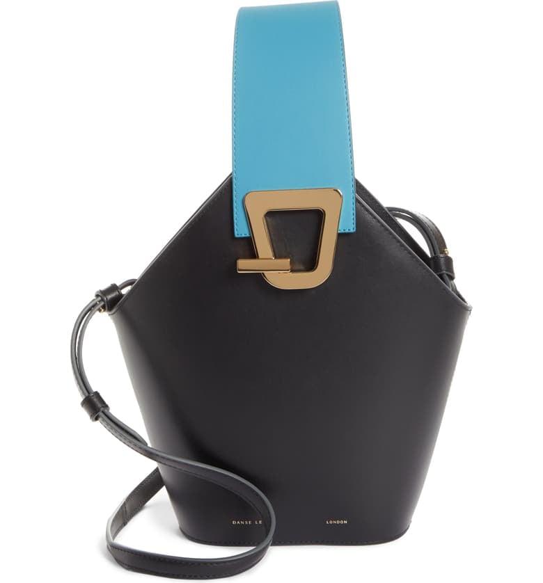 Danse Lente Johnny Leather Bucket Bag