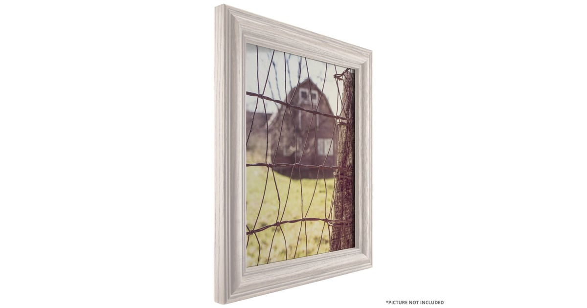 Craig Frames Whitewashed Wood Picture Frame How To Decorate A