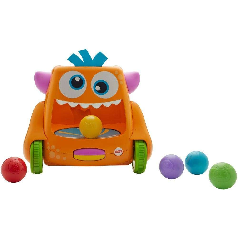 For 3-Year-Olds: Fisher-Price Zoom 'N Crawl Monster