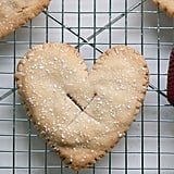 Strawberry Heart Hand Pies