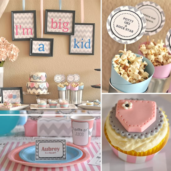 Potty Party: A Stylish Celebration of a Lil One's Big Milestone