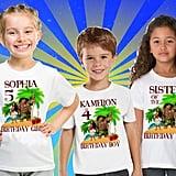Birthday Kid Shirt