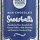 Whole Foods Market Milk Chocolate Snowballs