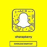 Kerry Washington: ohsnapkerry