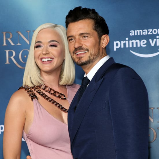 Katy Perry and Orlando Bloom Expecting First Child Together
