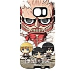 Attack on Titan Galaxy Phone Skin