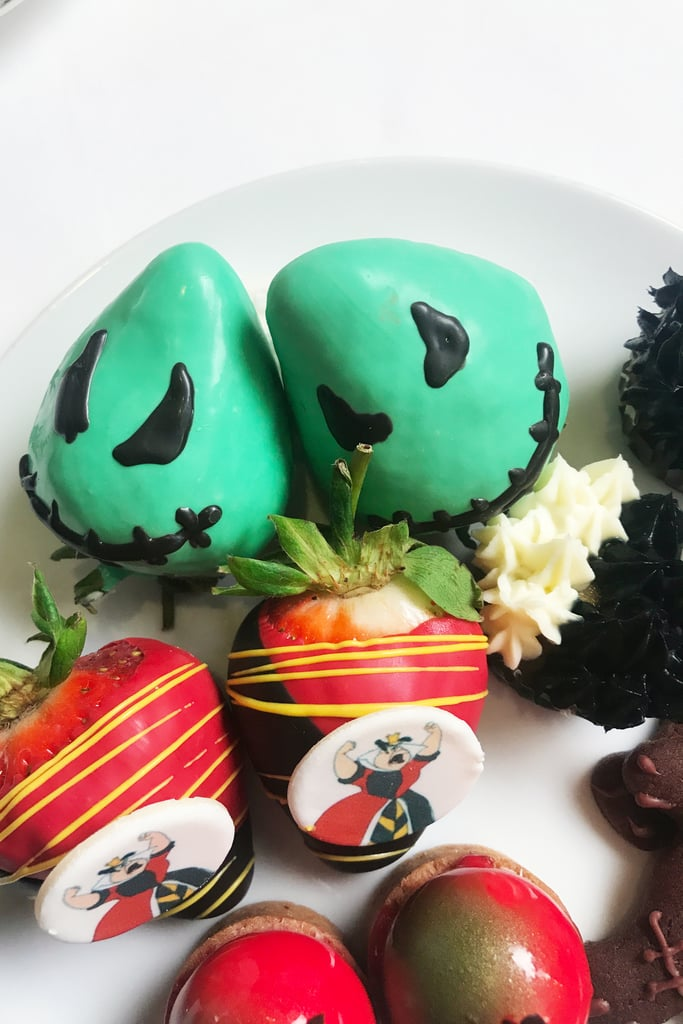 Off With Their (Chocolate-Covered Strawberry) Heads