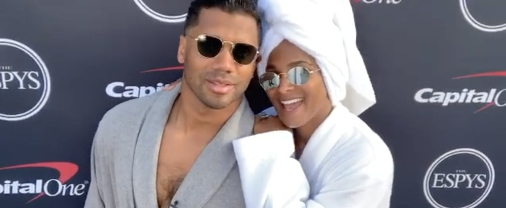 See Ciara and Russell Wilson at the 2020 ESPYS