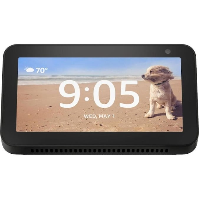Amazon Echo Show 5-in Smart Display with Alexa - Charcoal Lowes.com